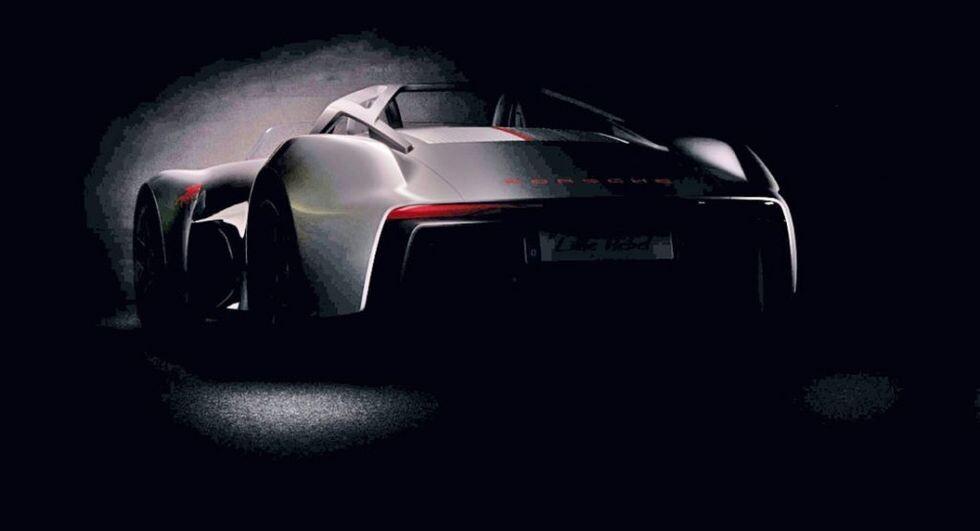 Porsche abre su propia caja de pandora y empiezan a salir esos autos que nunca vieron la luz