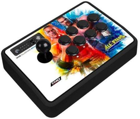 Mad Catz presenta un joystick para Xbox 360 y PS3. ¡A luchar!