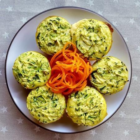 Receta fácil y rápida de mug cake vegetal para las que empiezan en la cocina