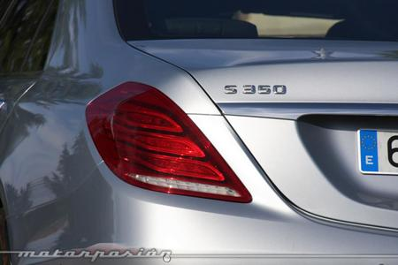Mercedes Benz Clase S 350 Bt Prueba 19