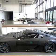 Foto 1 de 6 de la galería lexus-lfa-gte en Motorpasión