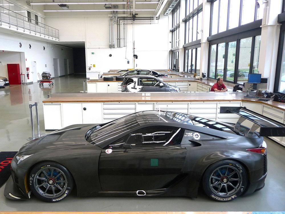 Foto de Lexus LFA GTE (1/6)
