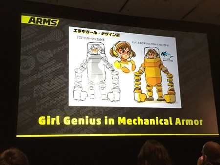 Arms Gdc 2018 Mechanica