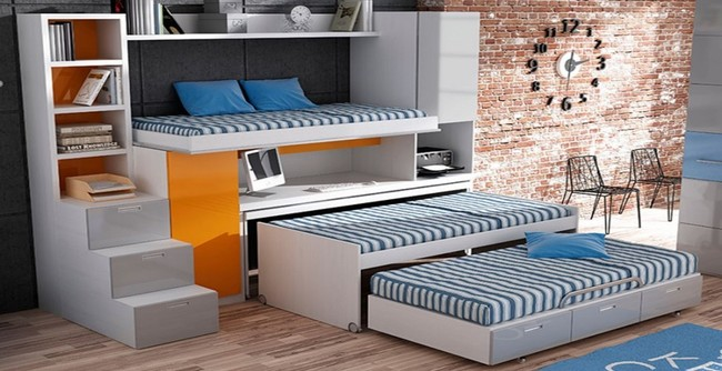 Dormitorio Popocate