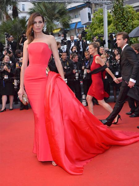 Nieves Álvarez en el Festival de Cannes