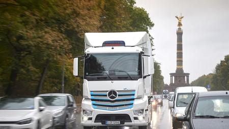 Mercedes Benz Eactros