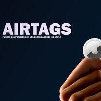 ¡Ya están aquí los AirTags! Llaveros compatibles con los nuevos localizadores de Apple