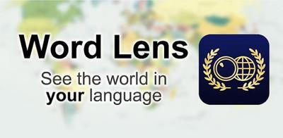 Word Lens, el famoso traductor es adquirido por Google