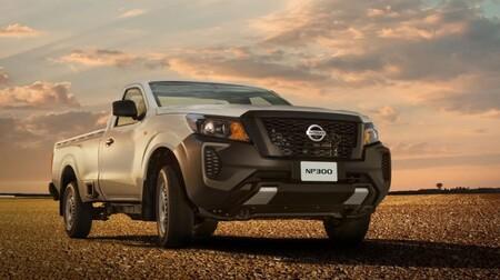 Nissan Np300 Frontier 2021 Pick Up Precio Mexico 5