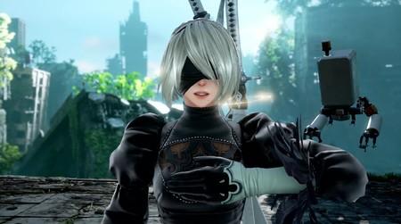 2B, la protagonista de NieR: Automata, será uno de los próximos personajes que se unirá a SoulCalibur VI
