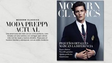 El estilo 'preppy' vuelve esta primavera con H&M