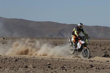 Casteu Etapa5 Dakar2015