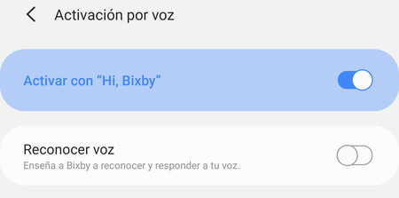 Bixby Actualizacion