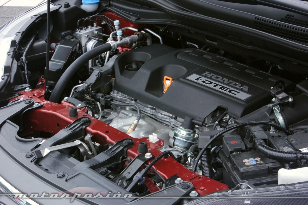 Foto de Honda CR-V 2012 (67/70)