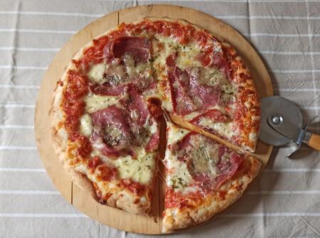 Probamos las nuevas pizzas de masa madre de Mercadona (de Casa Tarradellas, pero exclusivas para la cadena valenciana)