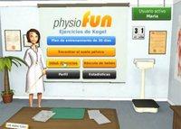 Physiofun: ejercicios de Kegel en la Wii