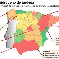 Estos son los macroplanes de las eléctricas y el sector gasista para catapultar el hidrógeno verde en España