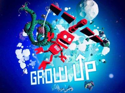 Grow Up, la secuela del pequeño robot de Ubisoft