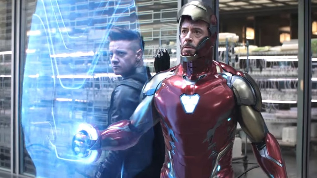 The end of 'Avengers: Endgame' includes a reference to 'Iron Man 3' that perhaps you've escaped