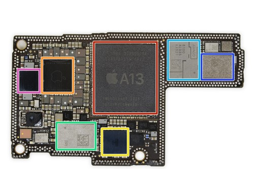 Estos son todos los chips propios diseñados por Apple hasta ahora