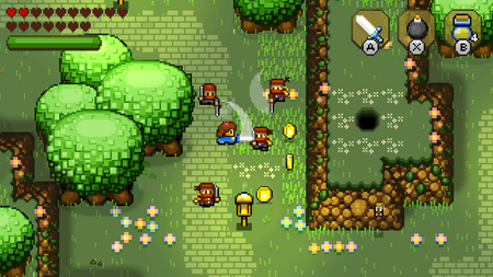 El RPG Blossom Tales: The Sleeping King llegará a Nintendo Switch la semana que viene