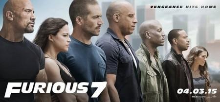 'Fast & Furious 7', primer cartel y nuevo título