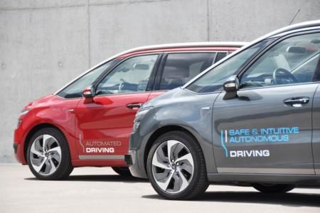 El grupo PSA avanza al siguiente nivel en sus pruebas con la conducción autónoma