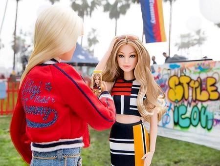 Querido Papá Noel, esta Navidad quiero la Barbie Gigi Hadid x Tommy Hilfiger, por favor