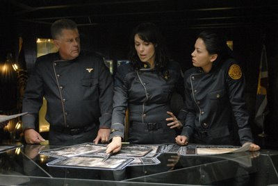 Un vistazo a Battlestar Galactica: Razor