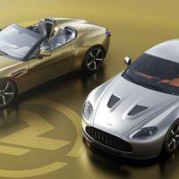 Aston Martin Vantage V12 Zagato Heritage Twins: 38 unidades tributo en sabor coupé y speedster que se venderán por parejas