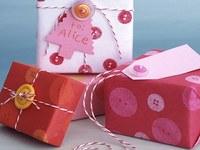 Los envoltorios más especiales para los regalos más entrañables