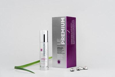 Crema Ultra-Regeneradora Celular Le Premium Skin para pieles maduras. La probamos