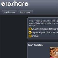 Eroshare, el flickr erótico