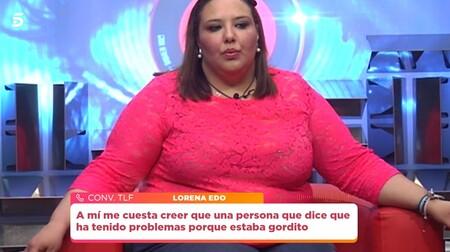 Lorena Edo Gh 14