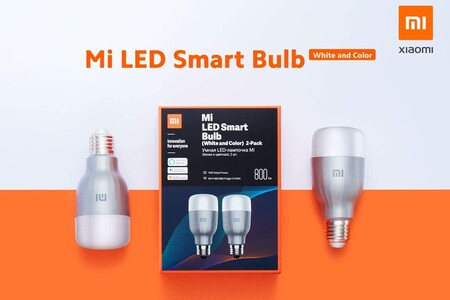 Este pack de bombillas LED inteligentes de Xiaomi, con WiFi y Alexa, llevan la domótica a tu hogar por menos de 29 euros