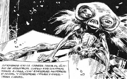 'Melvin contra E. T.', la historia del hombre que acusó a Spielberg de plagio y murió en el intento