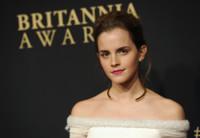 Emma Watson no necesita vestido para triunfar en los BAFTA