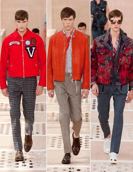 Louis Vuitton rojo verano 2014