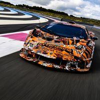 Lamborghini SCV12: la bestia de 830 CV con el motor V12 más potente de Sant'Agata Bolognese es sólo para circuito