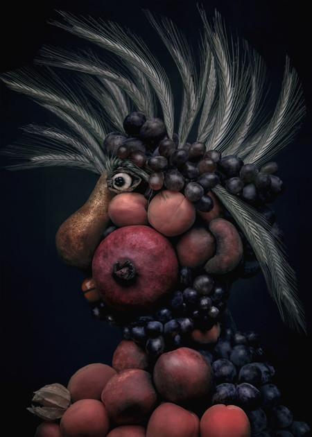 Retratos Frutas 5