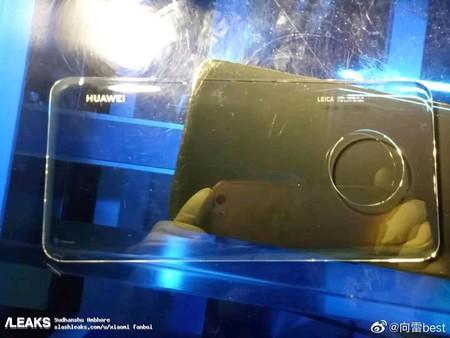 Huawei Mate 30 Pro Panel Trasero Camara Circular