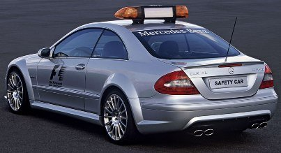 safety car 2006