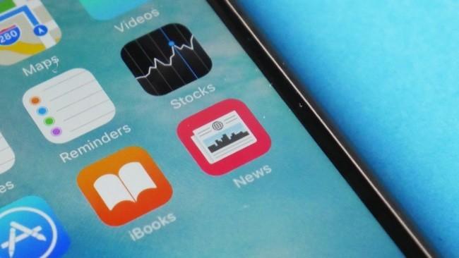 Apple News estará disponible para todos los medios en Estados Unidos y UK a partir de esta semana