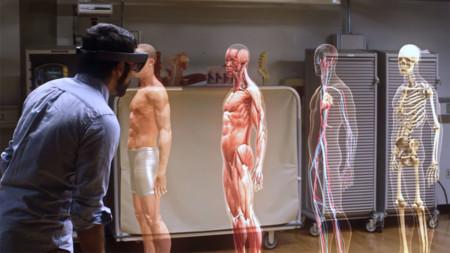 Microsoft nos muestra cómo HoloLens podría ser una herramienta espectacular para formar a médicos