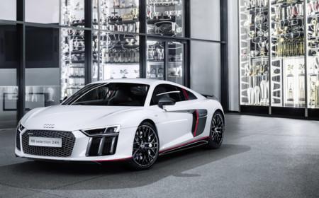 "Audi R8 Coupé V10 plus ""selection 24h"": sólo 24 unidades, en homenaje al R8 LMS de carreras"