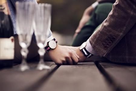 La elegancia de los relojes Daniel Wellington está en todos los blogs