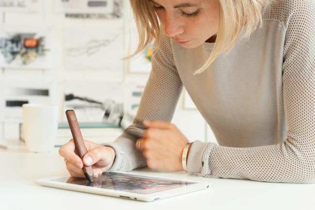 Pencil, el stylus para iPad de FiftyThree o cómo unir lo mejor del mundo digital y el tradicional