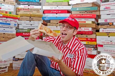 Guinnessworldrecords Pizzaboxes
