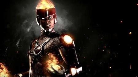 Firestorm nos muestra sus movimientos en el trailer de Injustice 2