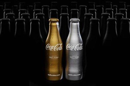 Daft Coke, la Coca-Cola de Daft Punk